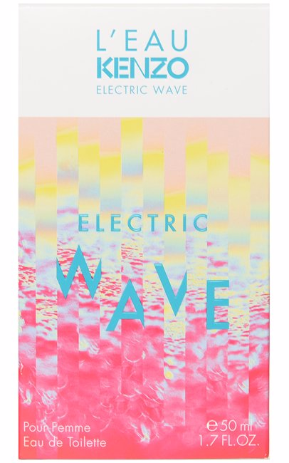 L'eau Par Electric Wave 50ml Kenzo kuOPiZXT
