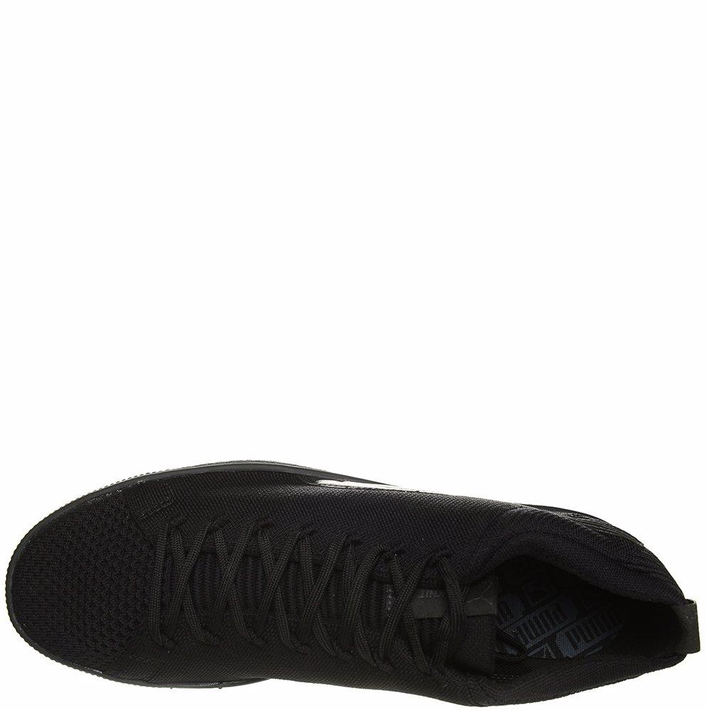 designer fashion e4453 b79af SINGSALE | Puma Men Basket Evoknit 3D Sneakers Black