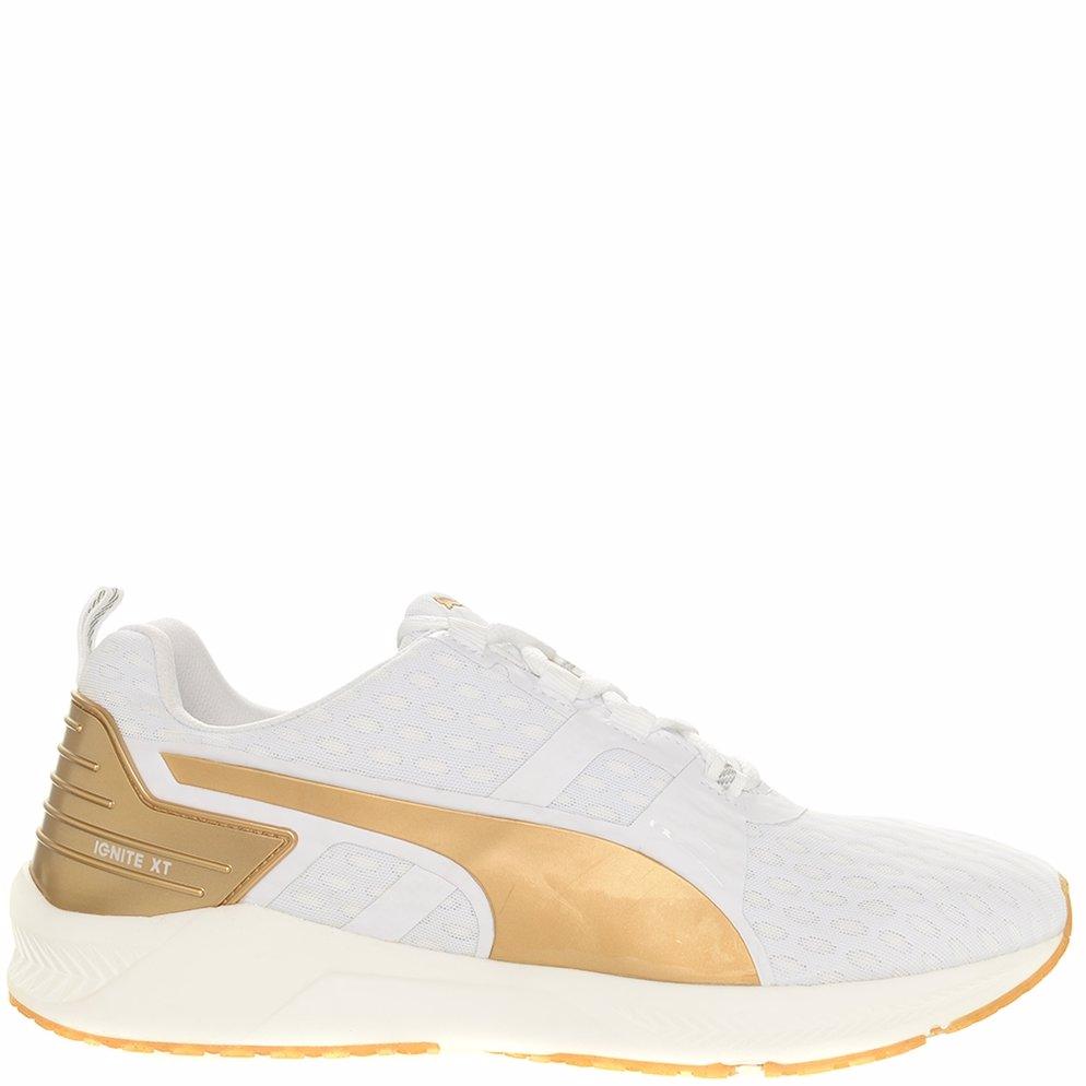 7100a4bc949 BuyInvite | Puma Women Ignite XT V2 Sneakers White Gold