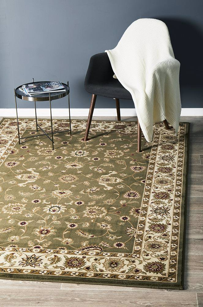 Oo Traditional Rugs Flora 640k Points