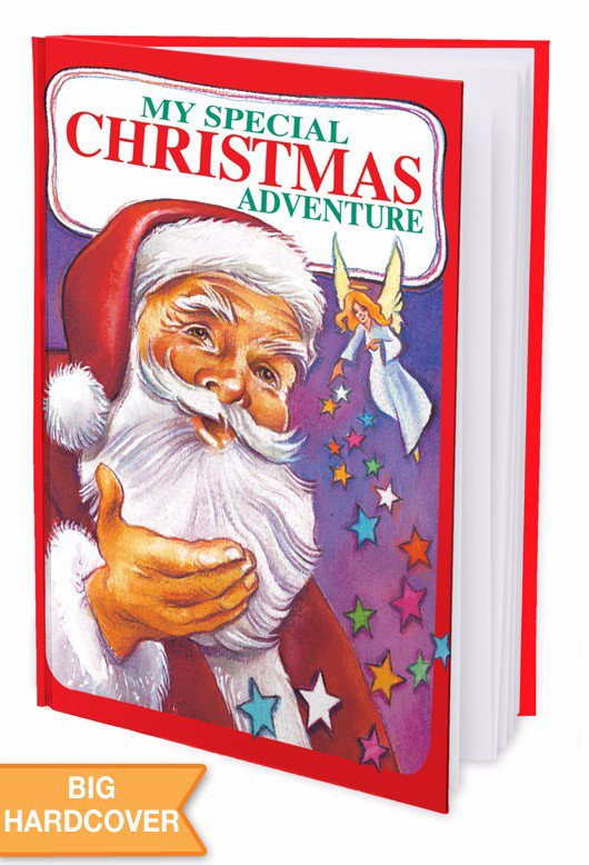 www personalised my adventure books christmas large