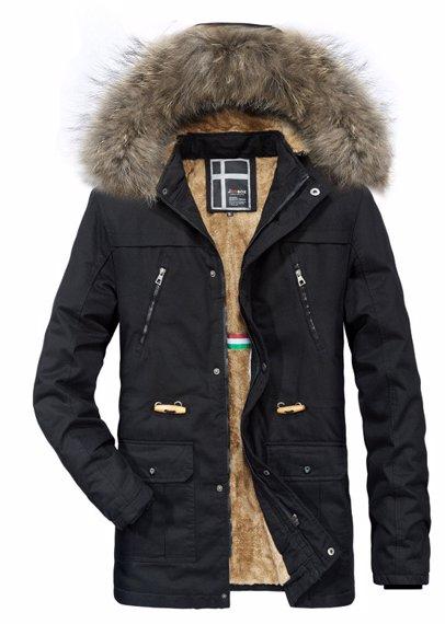 01af9e67 BuyInvite   Joobox Cotton Coat Black