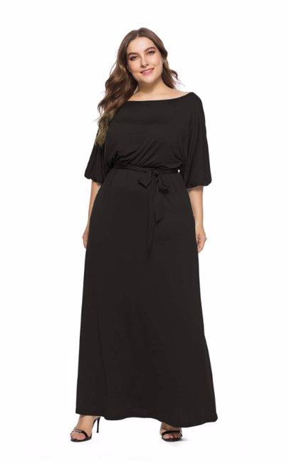 3c9668c918 BuyInvite | Plus Size Boutique Black Dress