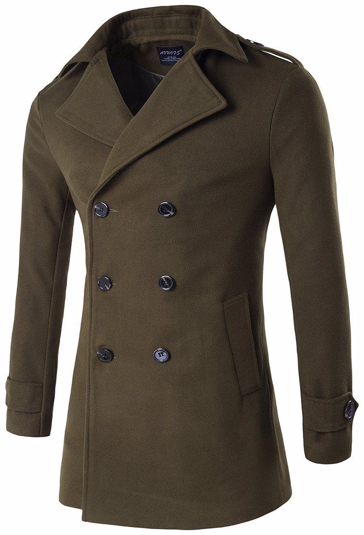 013f54dd0 Black Trench Coat