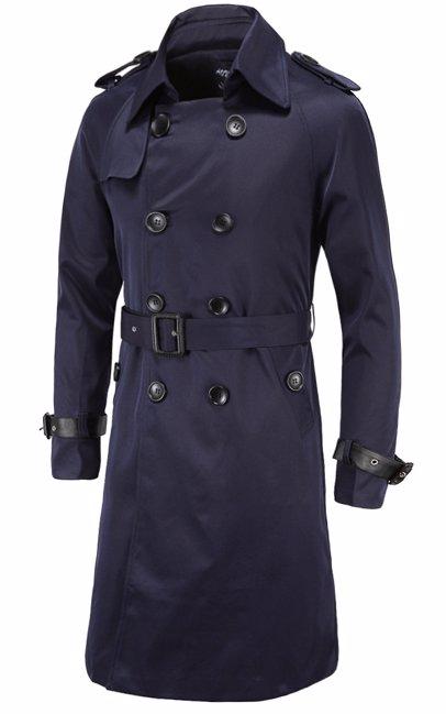 9f82bf0cafb4c BuyInvite | Aowofs Black Trench Coat