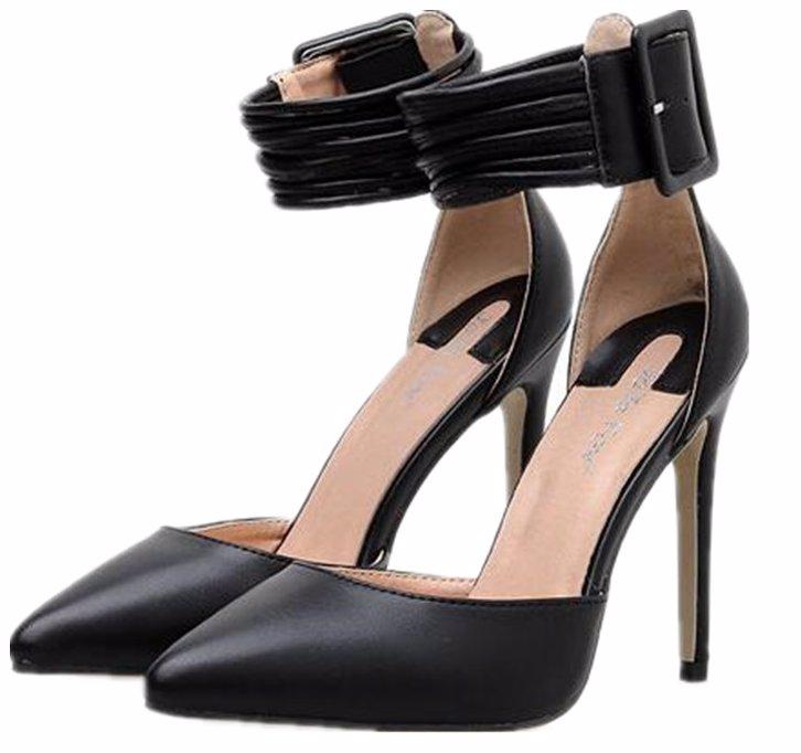3dfa660577b Black High Heel