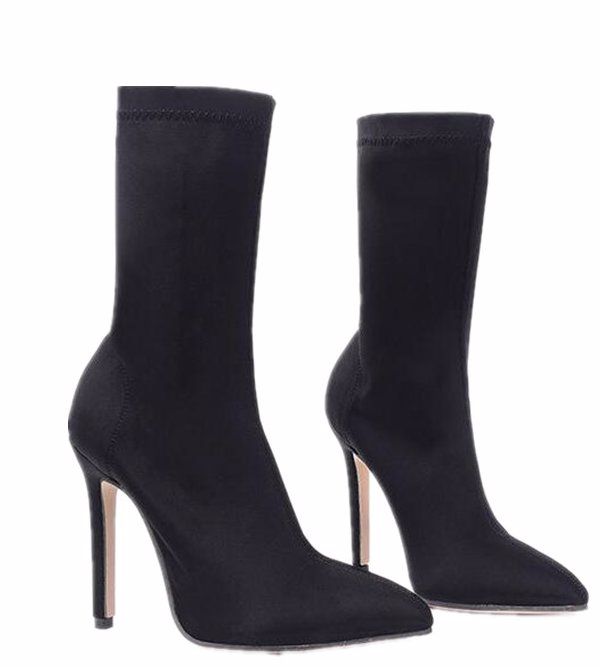 2531c98d38f Black Womens Boots