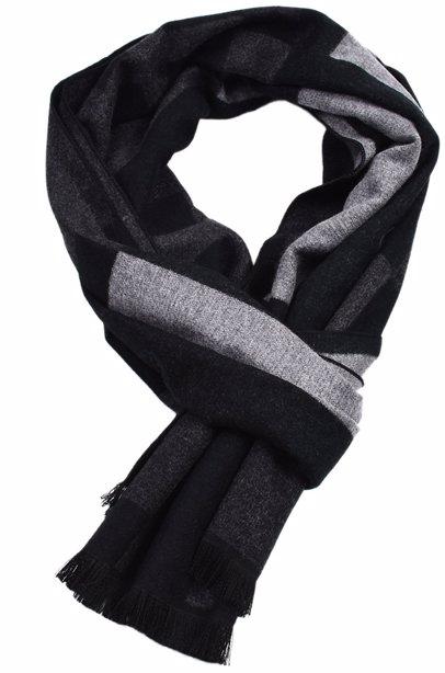 6c1814d9a BuyInvite | Winter Ready Accessories Black Men Scarves