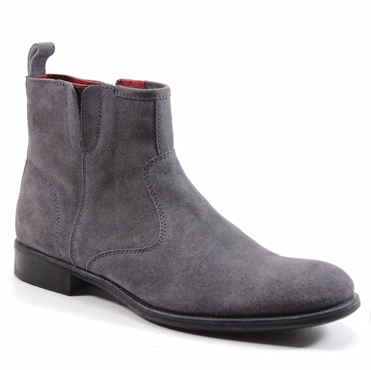 bdadee6b831 Preview with Zoom. Testosterone. Now Daze Suede Boots Grey Suede