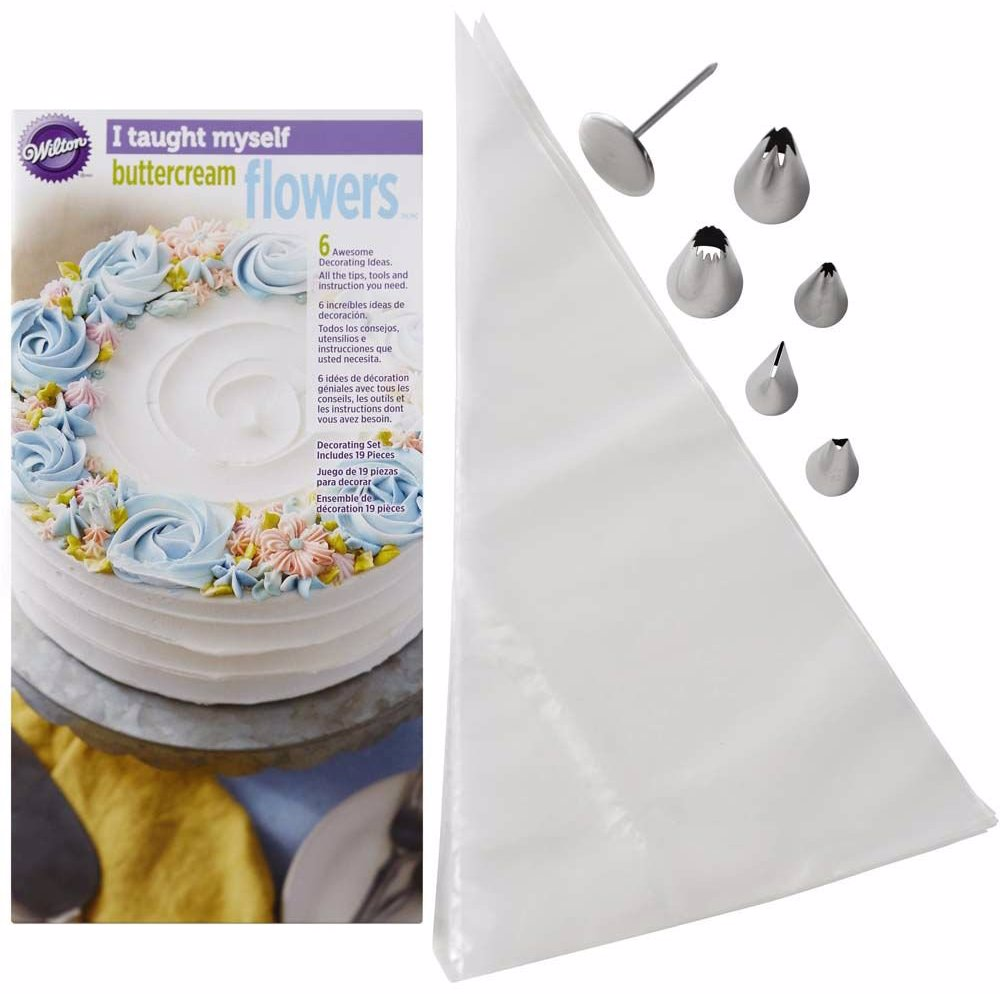 Nzsale wilton i taught myself buttercream flowers kit this product is not available solutioingenieria Images
