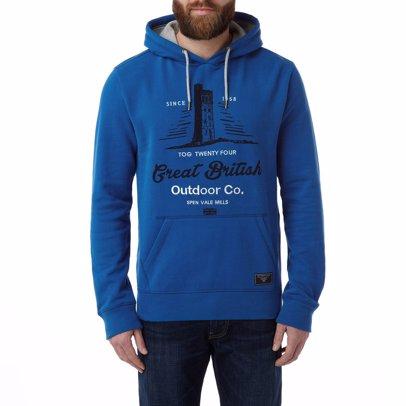 d697627a6053 www.mysale.ph — Tog24 Garner Mens Deluxe Hoody Ocean Badge