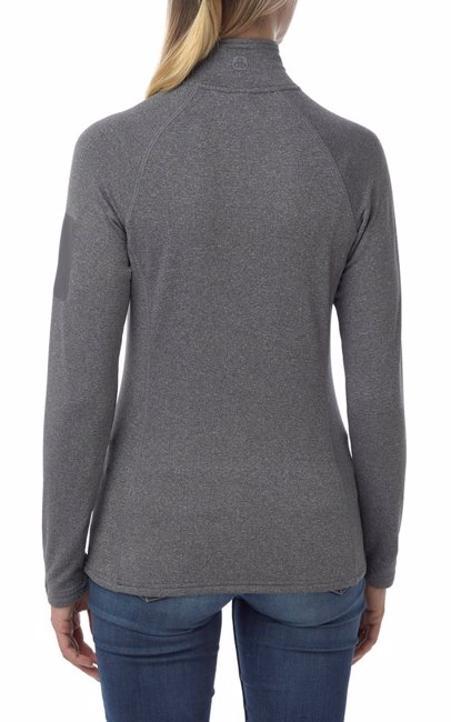 0b1cf4960ae BuyInvite | Tog24 Vita Ladies Stretch Zip Neck Jacket Dark Grey