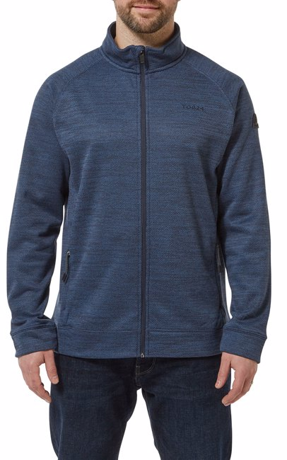 10ced1a59 BuyInvite | TOG24 Simpson Mens Knitlook Fleece Jacket