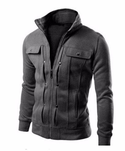 151f1846a BuyInvite | Coats & Jackets Men's Fashion Slim Designed Lapel Coat ...