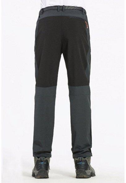 739cad3419 BuyInvite   Lightweight Packable Down Jackets & More Mens Outdoor Soft  Shell Fleece Trousers Zipper Pockets Pants