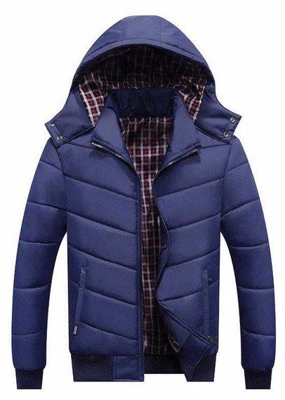 eb754268b8203 BuyInvite | Coats & Jackets Mens Slim Jacket Warm Thick Hoodie Coat