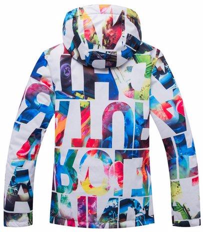 e6828c4eac Womens Snow Jacket and Pants Set Waterproof Ski-wear