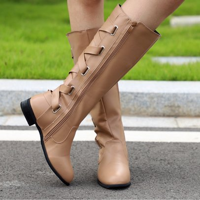 7a702efc9 BuyInvite | Fashion Boots & Booties Womens Snow Fashion Boot Buckle ...