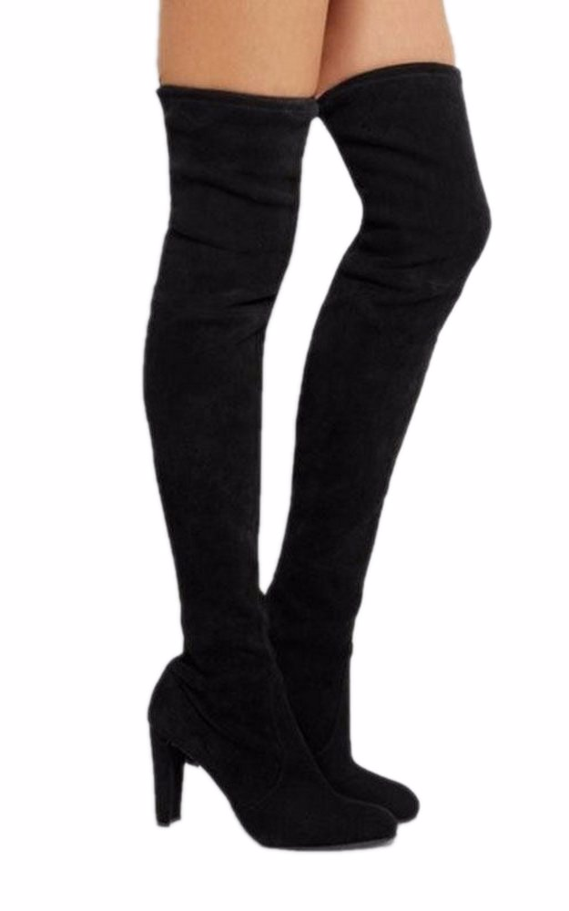 f3fb33f472c BuyInvite | Fashion Boots & Booties Women Long Boots Over Knee High ...