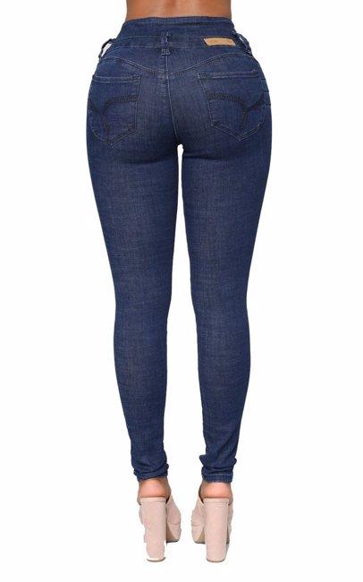 92ad4f20b7d Womens Skinny Fit Stretch Pencil Jeans