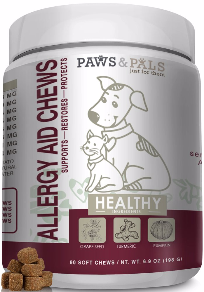 60afde45467fc BuyInvite | Paws & Pals Allergy Aid Chew