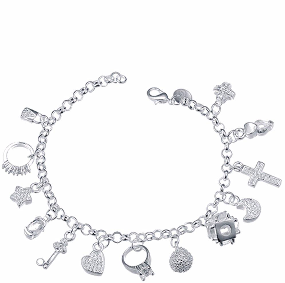 Chelsea Co Sterling Silver Hypoallergenic Bracelet