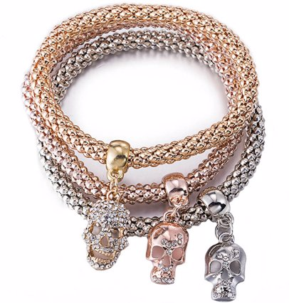 43e72a9cc8bad 18K Gold Plated Bracelet