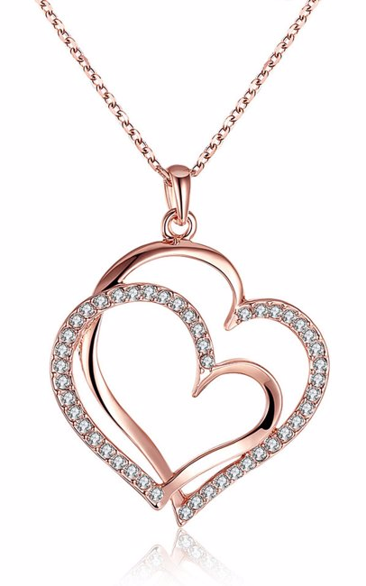 dc80b92137a BuyInvite | Riakoob 18K Rose Gold Necklace