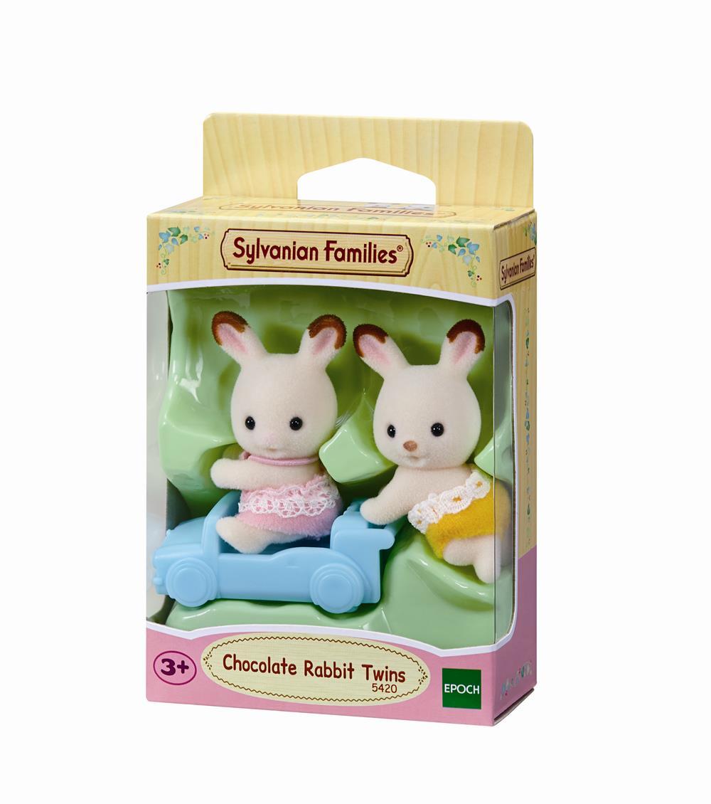 SF - Chocolate Rabbit Twins (v2)