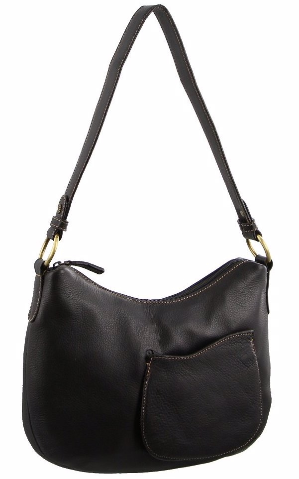 Preview With Zoom Milleni Leather Black Handbag