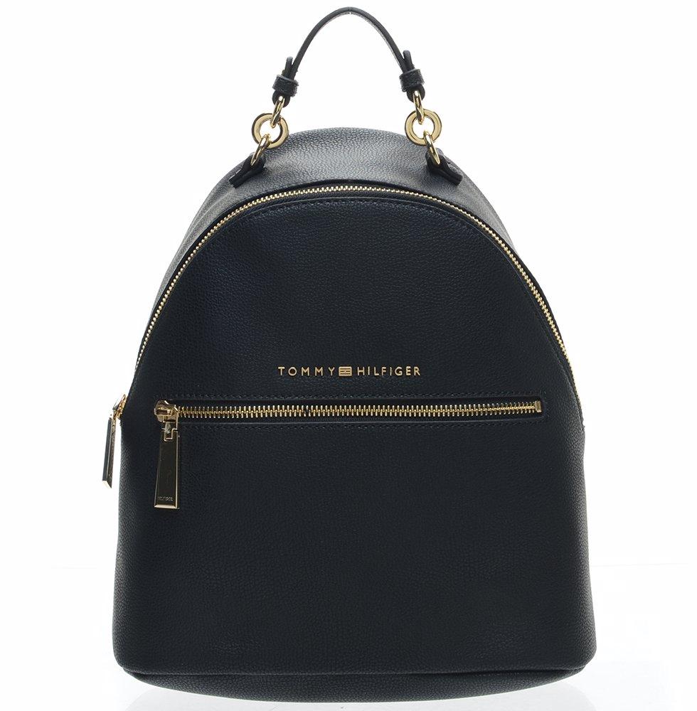 38dc58765 SINGSALE | Tommy Hilfiger Faux Leather Backpack-TommyHilfiger-113935 ...