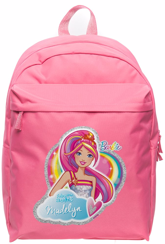 IdentityDirect   Personalised Backpack Barbie Dreamtopia Large ... 262bf0ed26