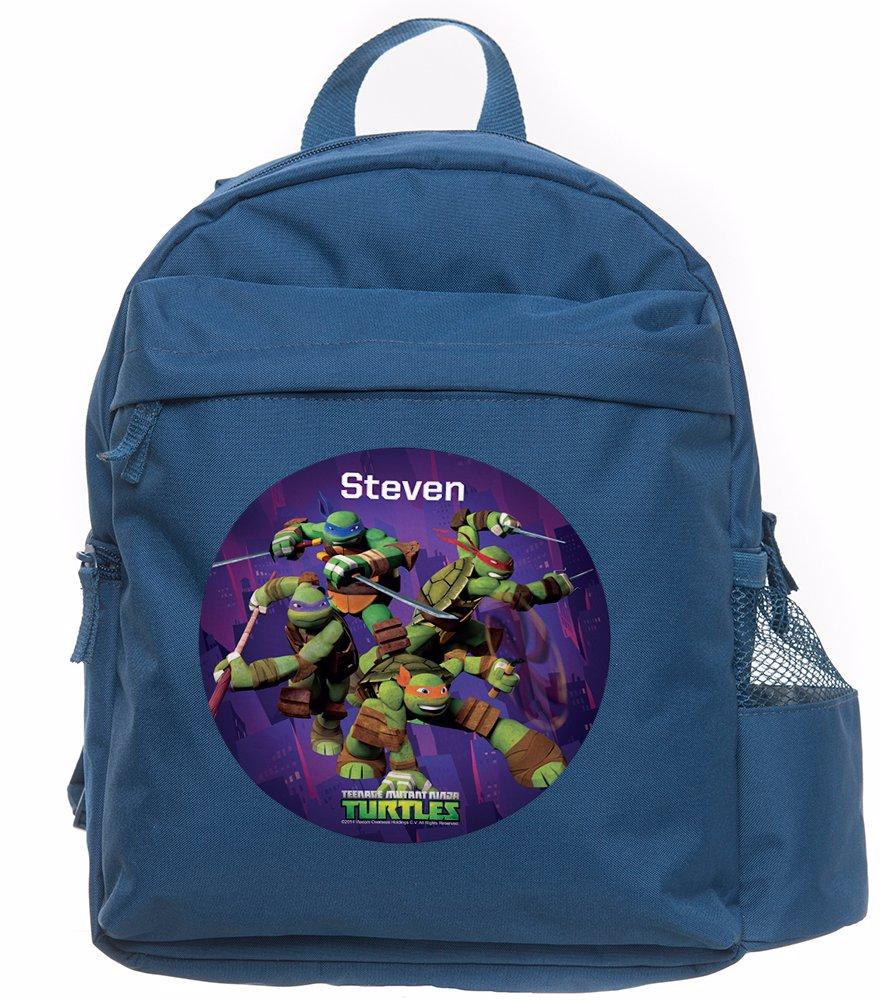 Tmnt Medium Backpack Blue
