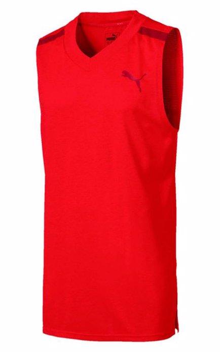 bd1effe08dd OZSALE | Puma BND Tech Sleeveless T Shirt Mens