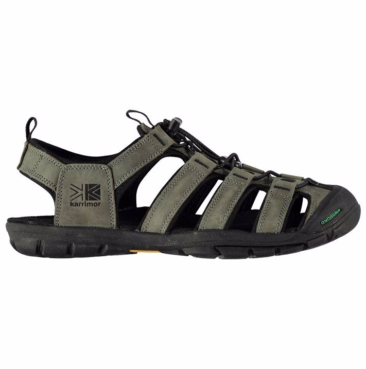 4bcb496d159 Karrimor Ithaca Leather Mens Walking Sandals