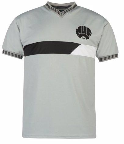 various colors d2a12 58d98 Retro 1986 Newcastle United Away Shirt Mens