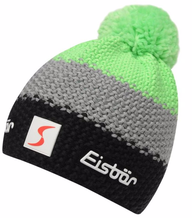 Eisbar Fergus Neon Ski Hat Juniors e921474cb0c