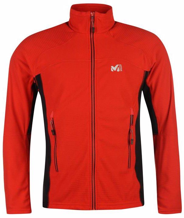 competitive price e2528 07f3b Vector Grid Fleece Jacket Mens