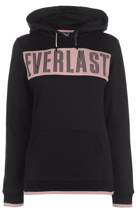 9bdc5418f BuyInvite | Everlast Long Line OTH Hoodie Ladies
