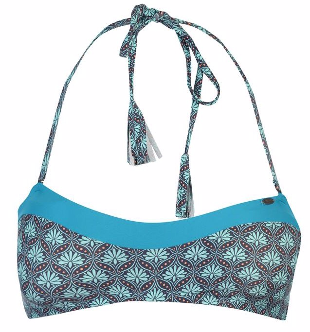 5d5c63e54f NZSALE | ONeill Patterned Bikini Top Ladies