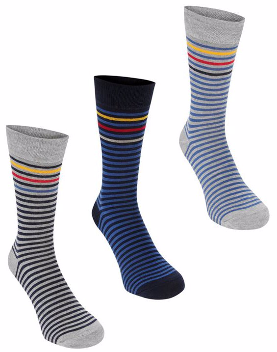 c520512291 Preview with Zoom. Pepe Jeans. 3 Pack Socks Mens