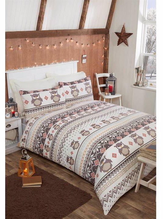 www.nzsale.co.nz — The Spirit Of Christmas Fairisle Print Flannel ...