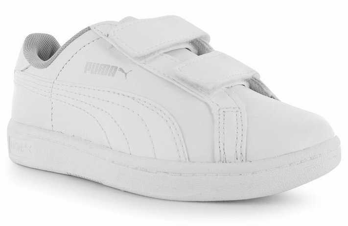 Puma Smash Childrens Trainers f3c5972c70f4