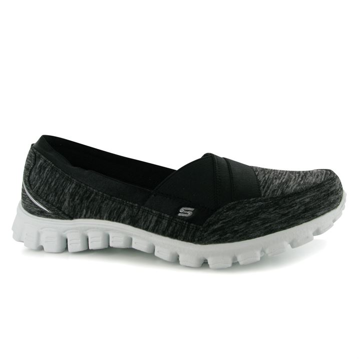 Skechers Ez Flex 2 Fascination Ladies Shoes