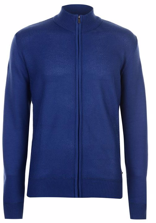 d551c4165f8 Knitted Zip Top Mens