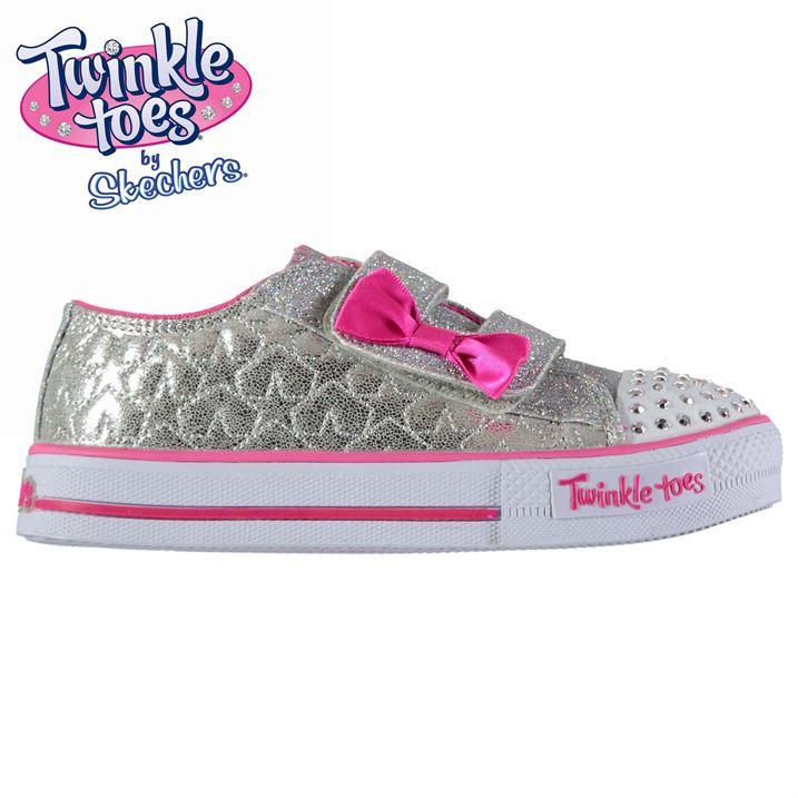 SINGSALE   Skechers Twinkle Toes