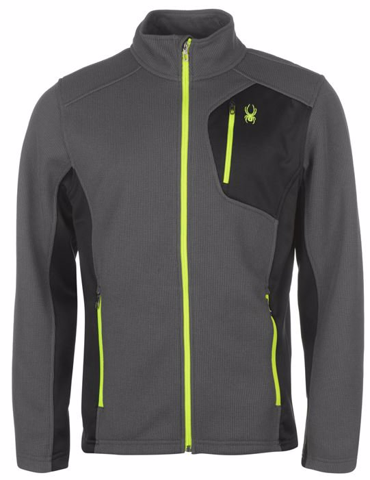 Spyder Bandit Mid Layer Ski Jacket Mens cd7e6e89c