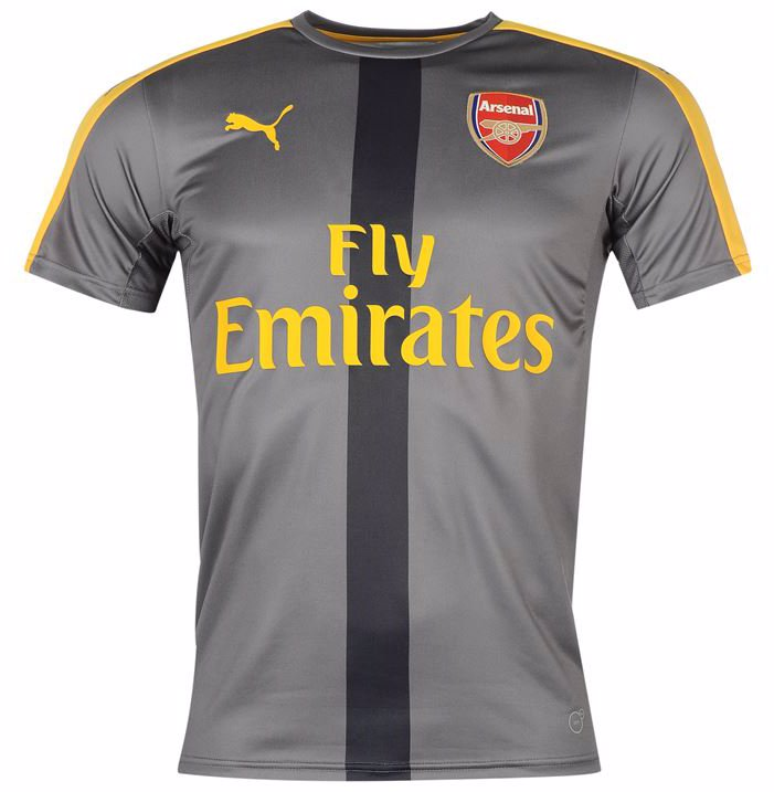 caec1299981 Arsenal Stadium Training Jersey Mens