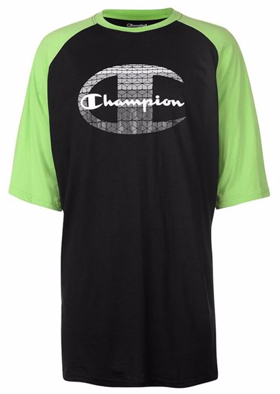 dbbd0478fa3e BuyInvite | Champion Raglan Sleeve T Shirt Mens