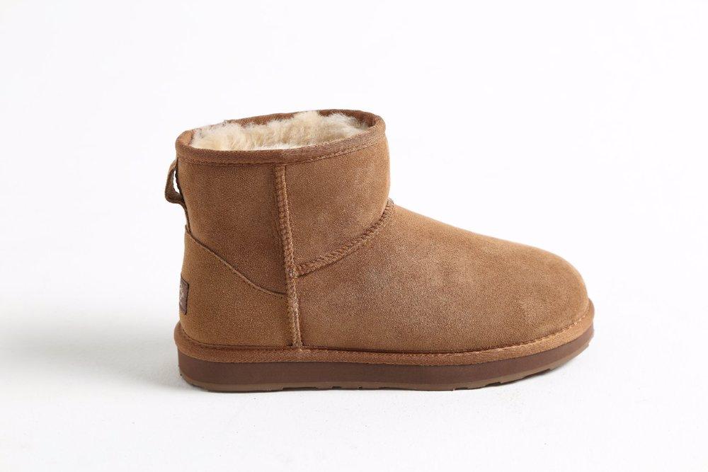 234e58cbe3f Classic Mini Ugg Boots Water Resistant - Chestnut